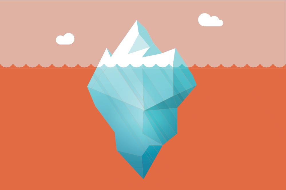 Iceberg Organge