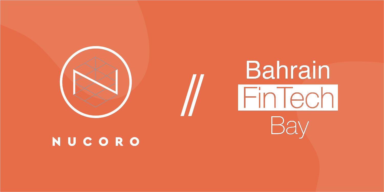 Press release: Nucoro and Bahrain FinTech Bay announce partnership