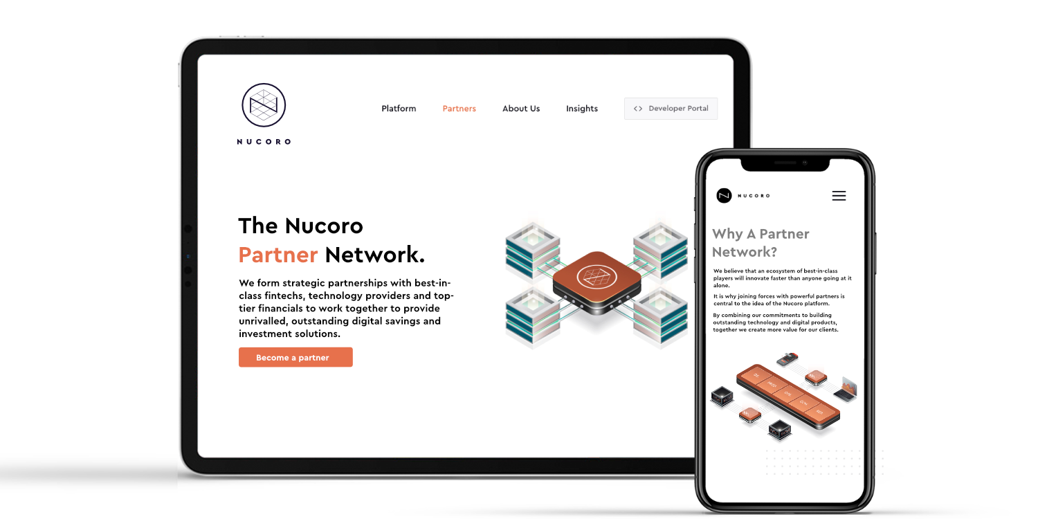 Nucoro Partner Network Launch